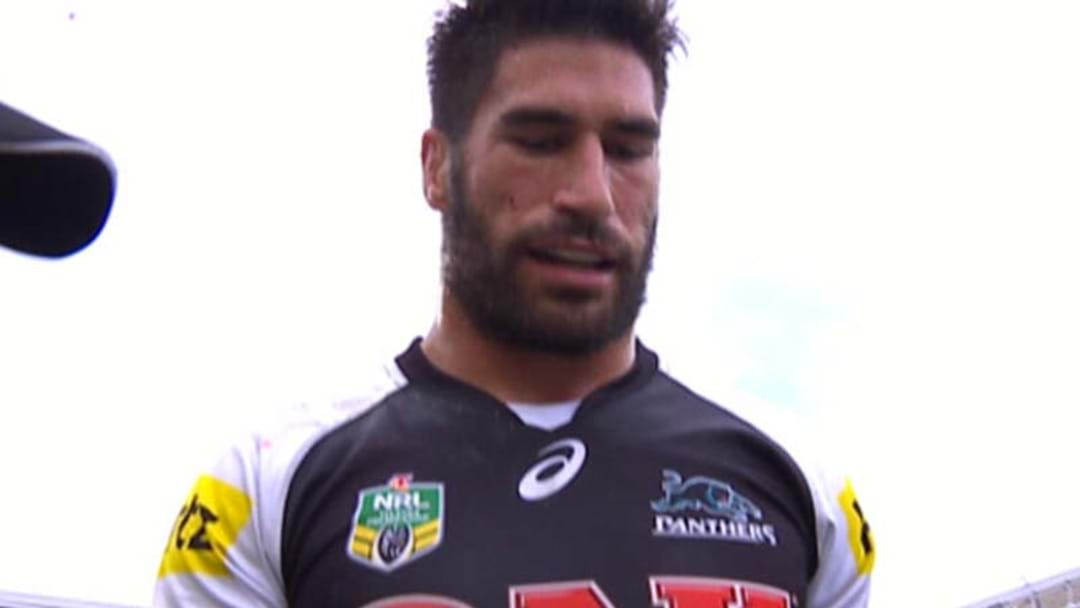 Injury Concern For James Tamou