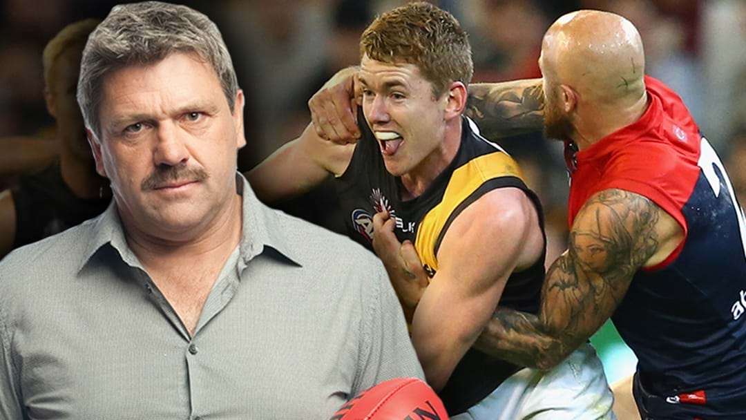 BT On Who's Closer To A Flag Out Of Richmond And Melbourne