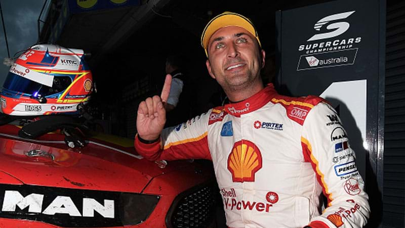 Article heading image for Fabian Coulthard Wins Race 5 At Phillip Island Despite Dramas