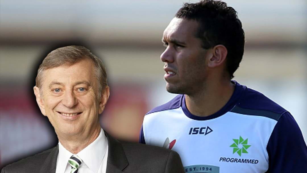Dennis Cometti Whacks Freo Over The Harley Bennell Affair