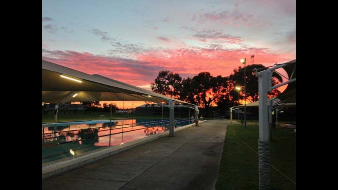 The Mount Gambier Aquatic Centre is now the 'greenest' swimming pool in Australia