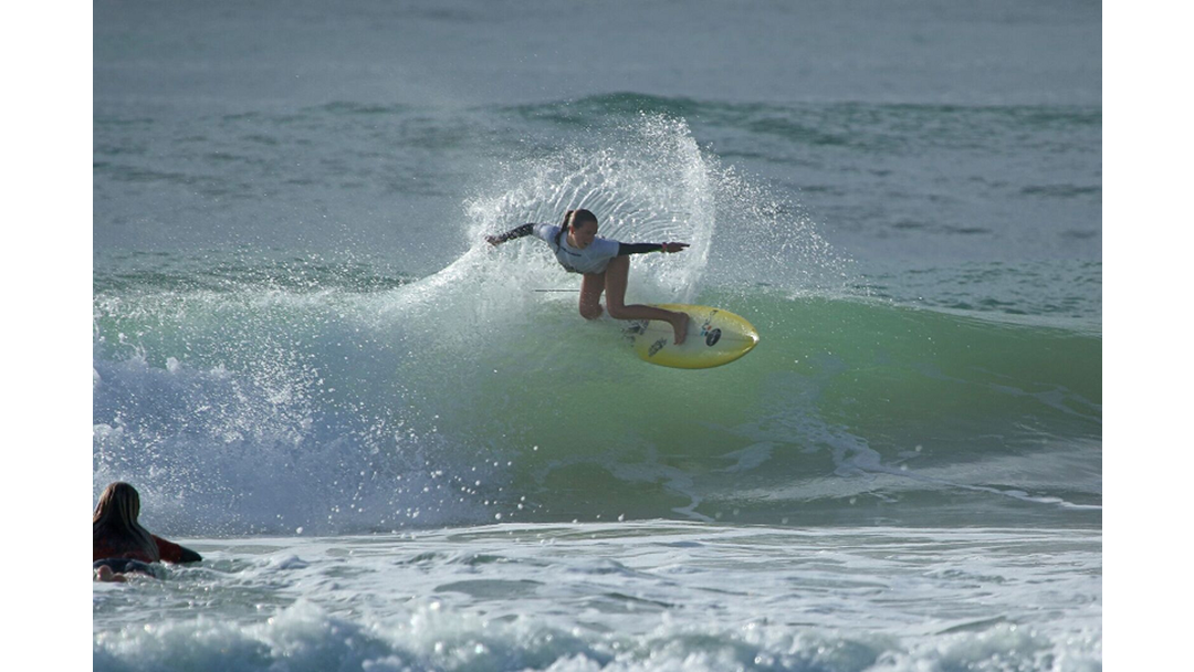Coffs surfers dominate Oz Grom Cup