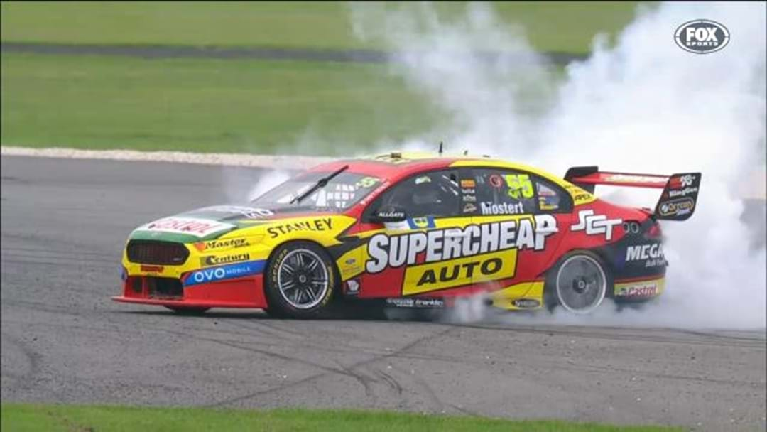 Supercar Star Fined For Doing A Burnout