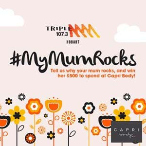 #MyMumRocks