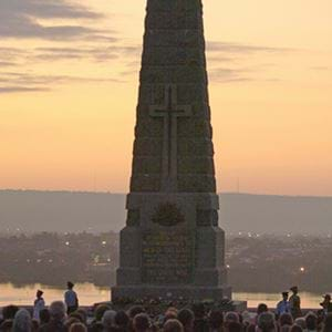Dawn Service Options