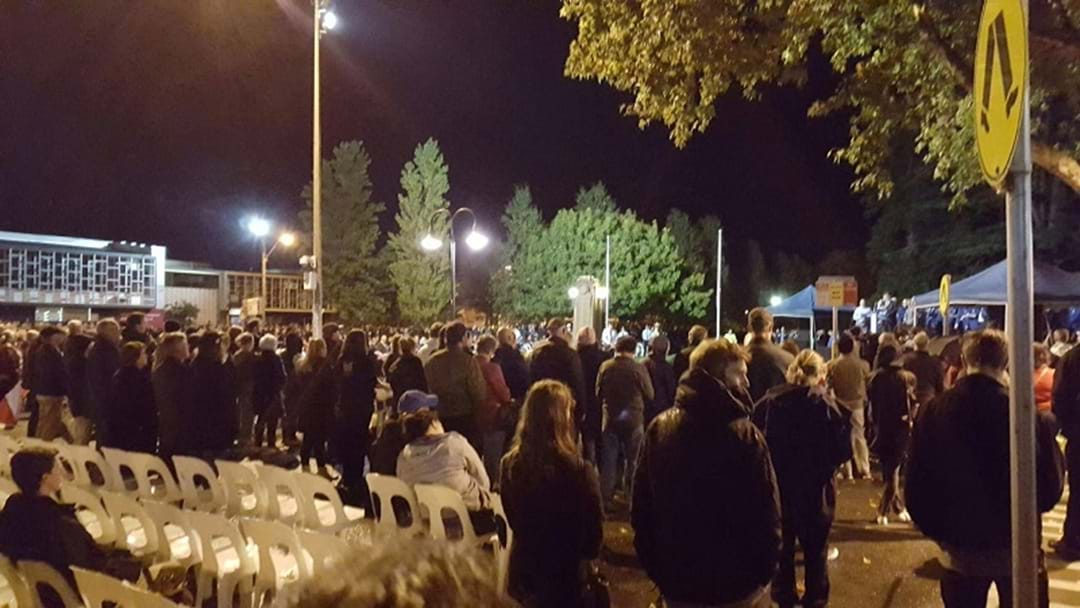 Thousands Remember The Fallen In Wagga