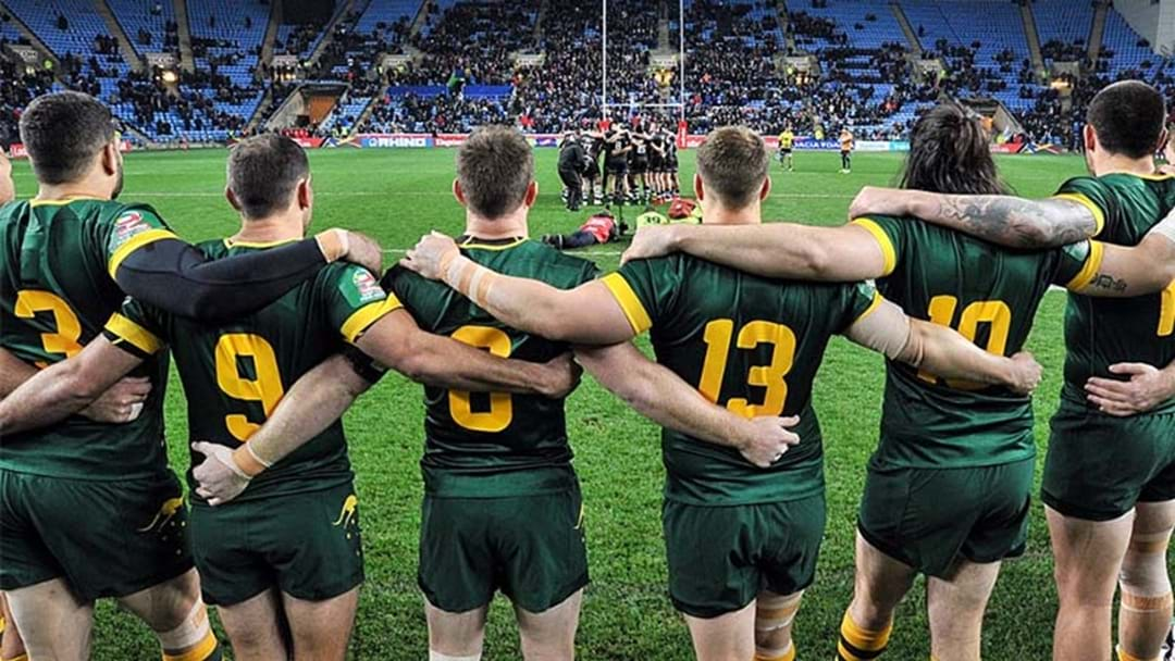 The Kangaroos Squad Has Been Announced