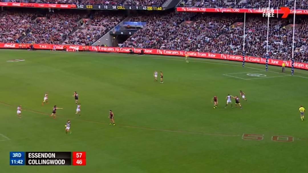 Eagle-Eyed Fans Spot Scoreboard Error At The MCG