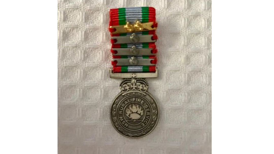 Have you seen this medal?