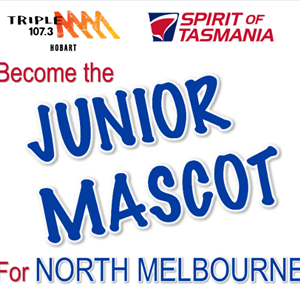 Become the North Junior Mascot!