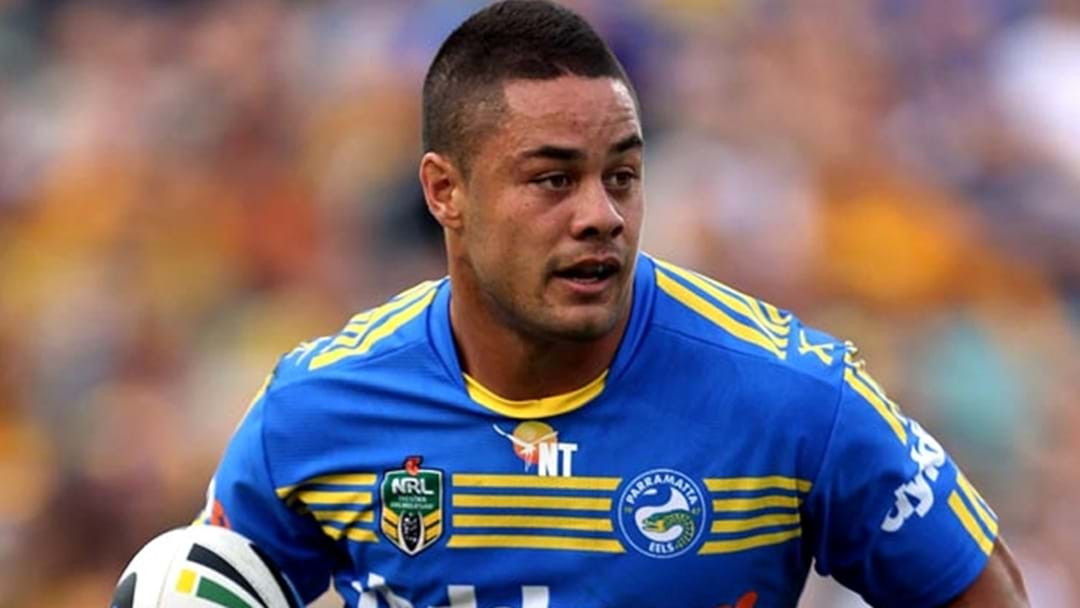 Jarryd Hayne Wants A Return To The Parramatta Eels In 2018