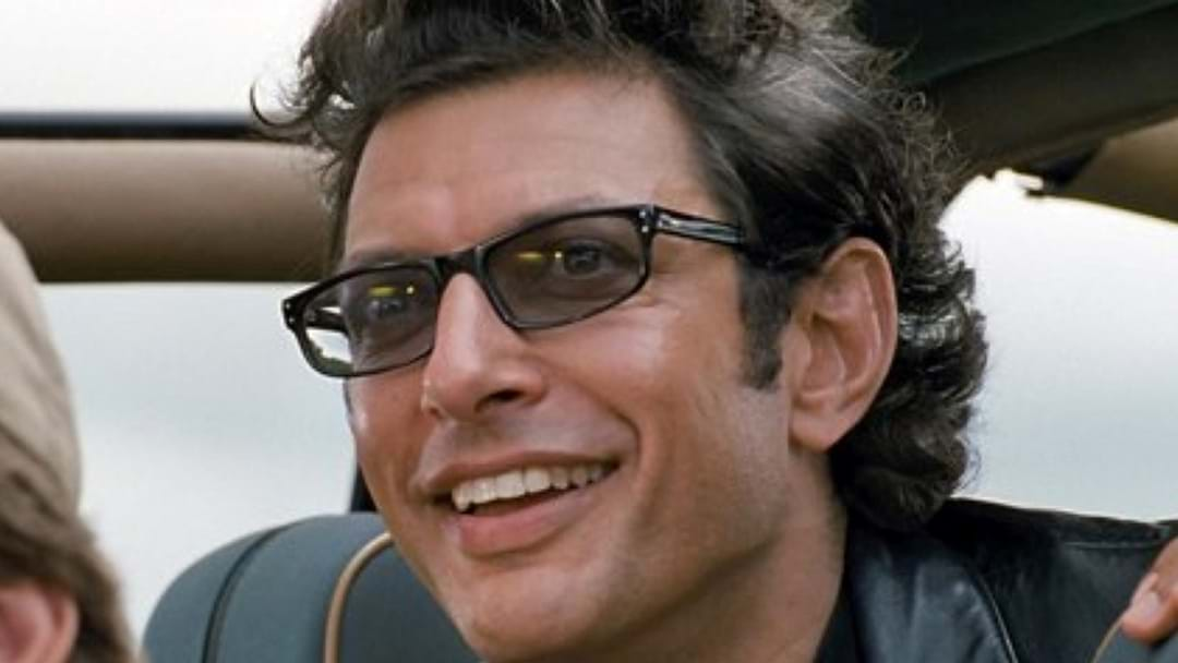 Jeff Goldblum Is At Wynyard Station Handing Out Free Sausages