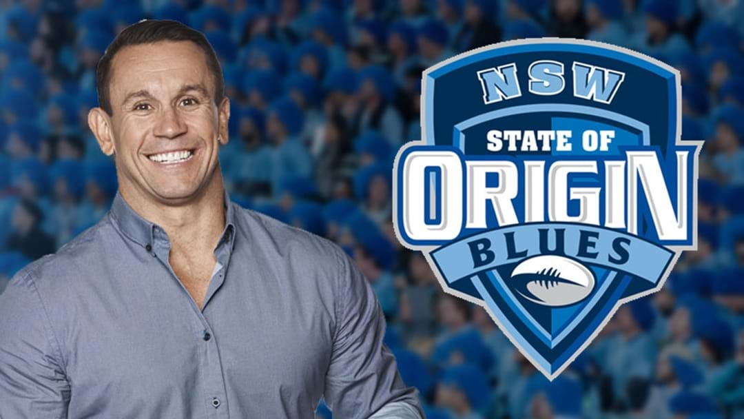 Matty Johns Names His NSW Blues Team For Origin