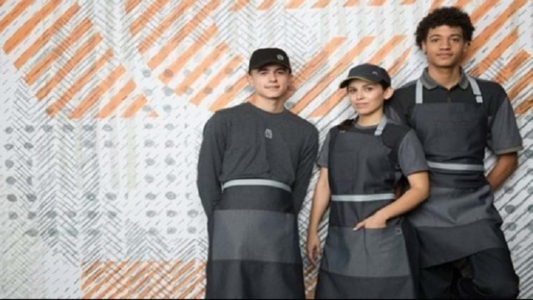 Maccas Is Copping It Online After Unveiling New Uniforms