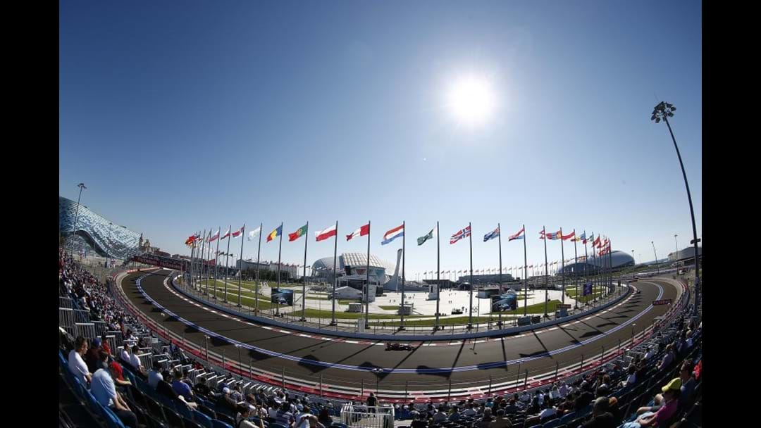 F1: What Will We See In Sochi?