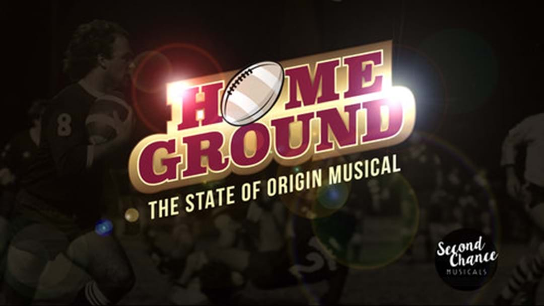 State Of Origin Musical Benched