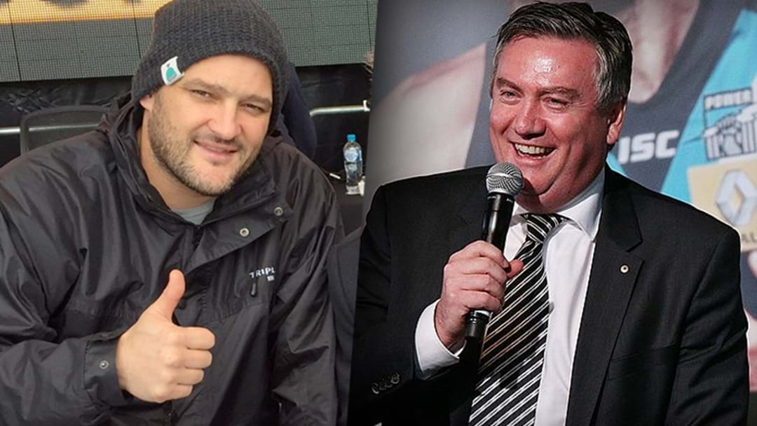 Brendan Fevola Responds To Eddie McGuire About A Collingwood Comeback