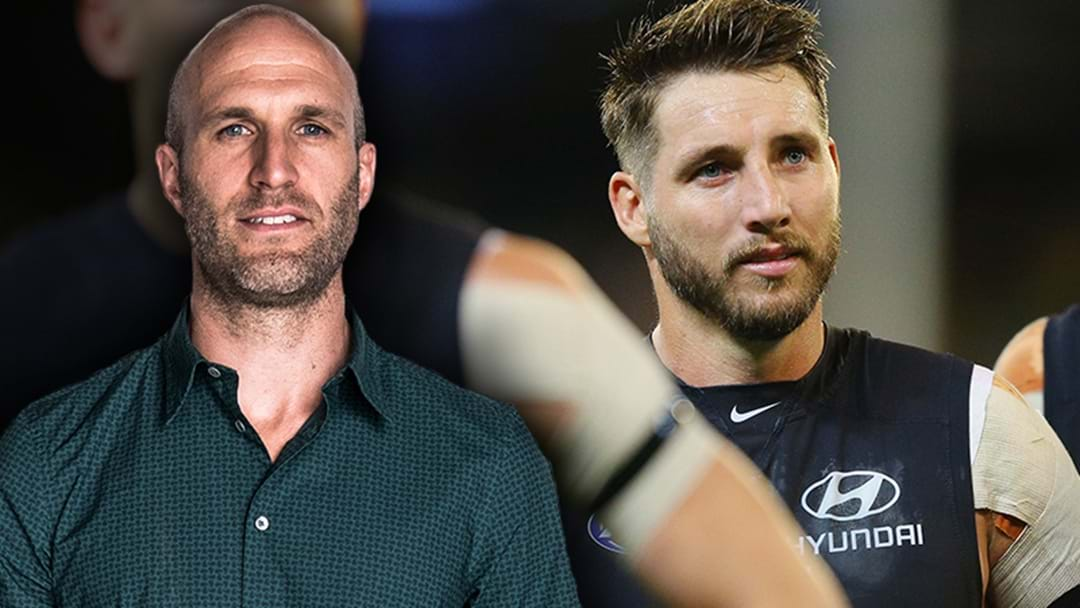 Chris Judd Goes Into Bat For Dale Thomas