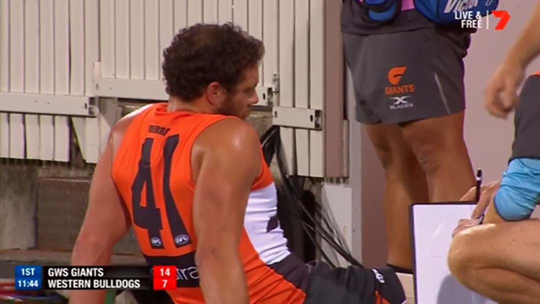 Early Injury Concerns For GWS