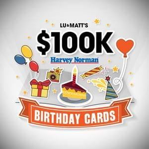 100K Birthday Cards