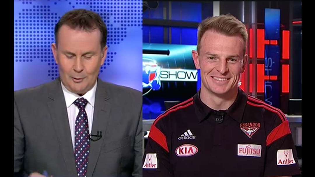 Brendon Goddard Has Absolutely Ruined Chompers For Everyone