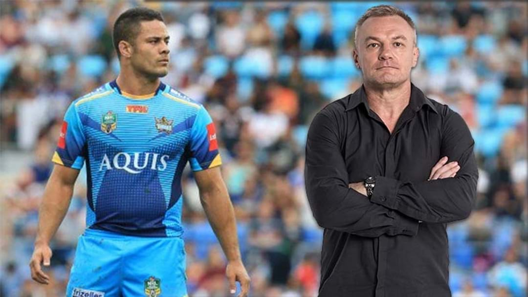 Paul Kent On His Feud With Jarryd Hayne
