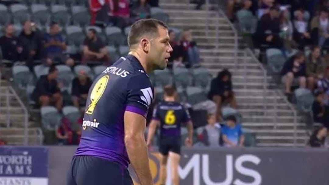 Cameron Smith Is Officially The Number One Goal Scorer In History