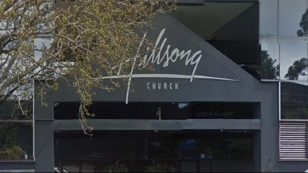 Alleged Assault At Sydney Church