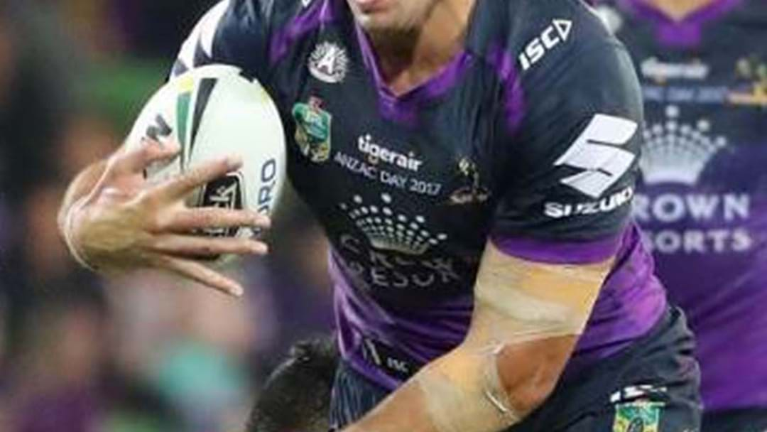 Reports: Melbourne Storm Re-Sign Premiership Player