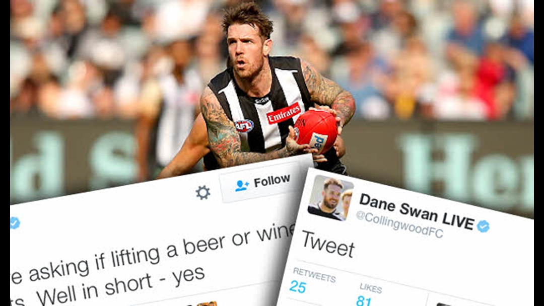 Swanny's Second Half Twitter Work Was Just As Sharp As The First