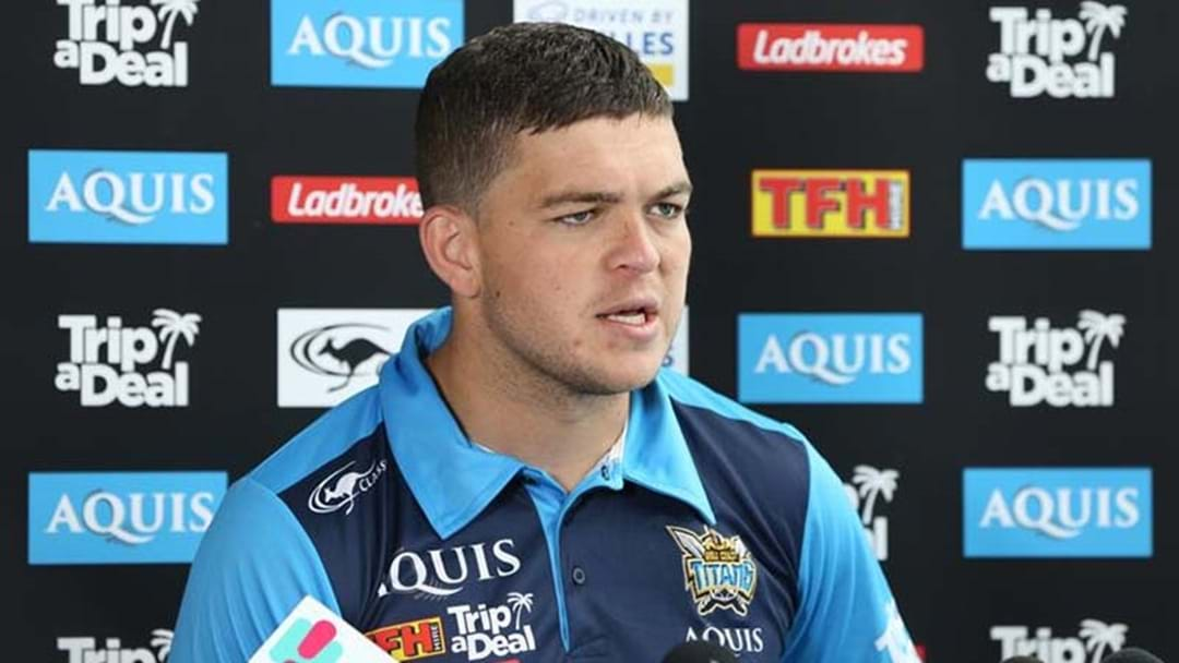 Ash Taylor Responds To Hayne Spray
