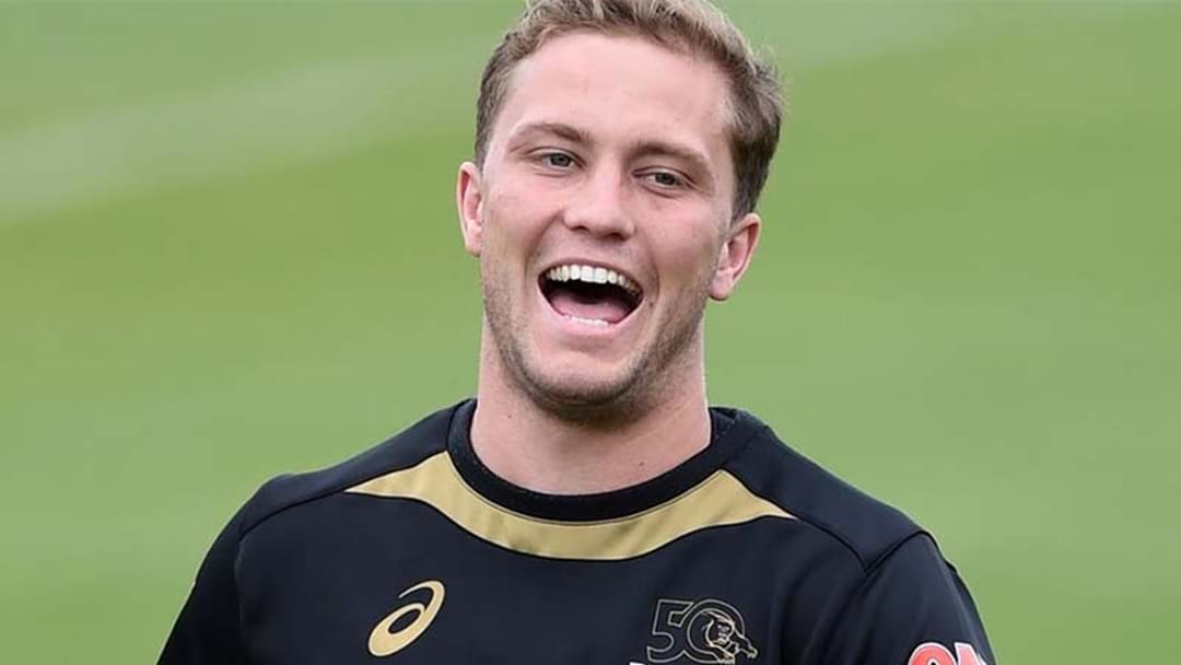 Penrith's Moylan Could Make Shock NRL Move