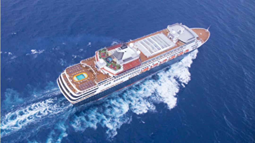 Australian Charged With Rape On Board Cruise Ship
