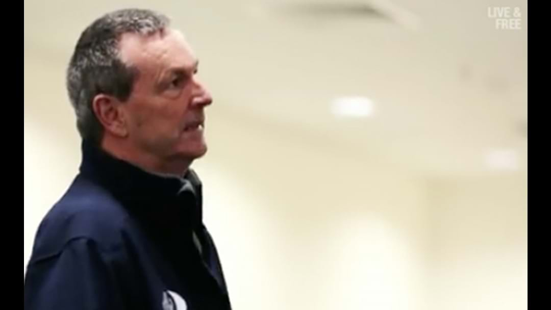 Neale Daniher's Inspirational Speech To The Melbourne Players
