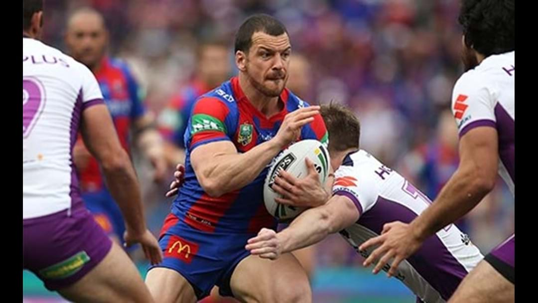 Jarrod Mullen Handed Four Year Ban By NRL