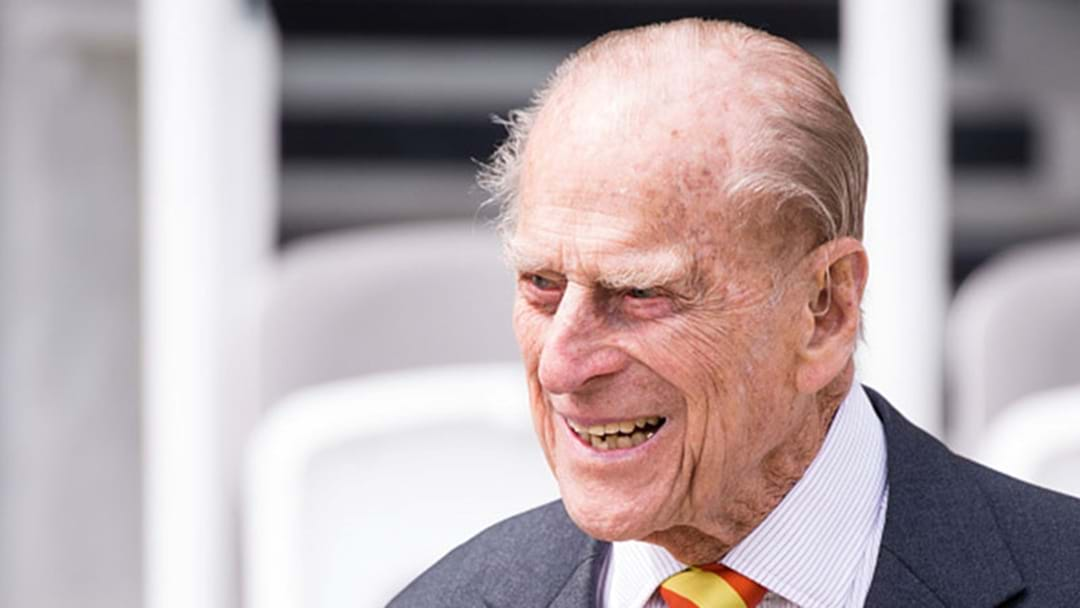 Buckingham Palace Releases Statement On Prince Philip