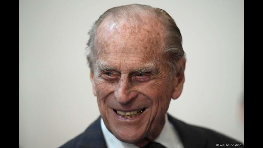 Prince Philip Cracks Dad Joke After Retirement Announcement