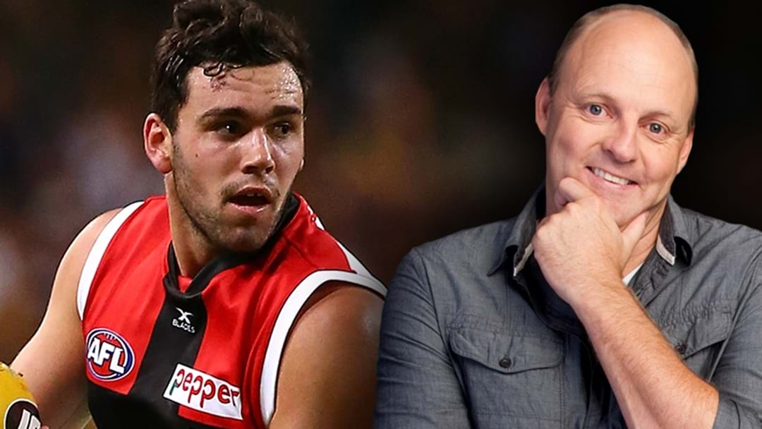 Billy Brownless Suggests Another Club For Paddy McCartin