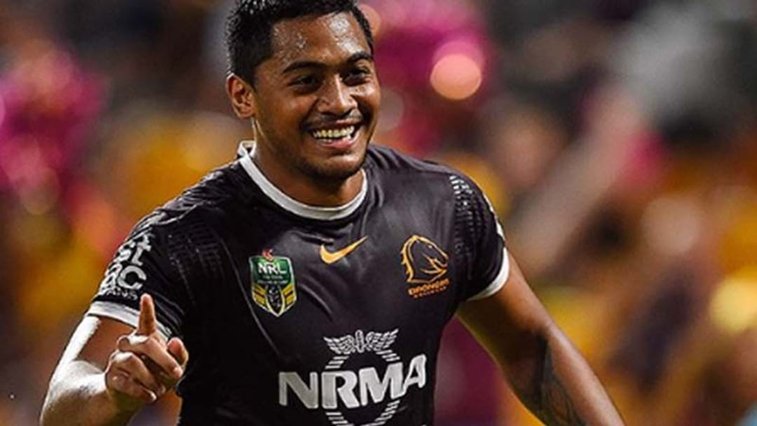 Anthony Milford Won't Let Injury Hinder His World Cup Chances
