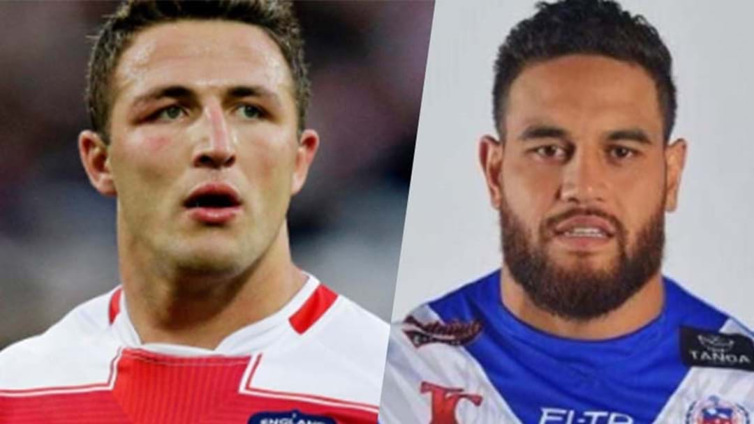 Samoa Looking To Knock Over England In Tonight's Test