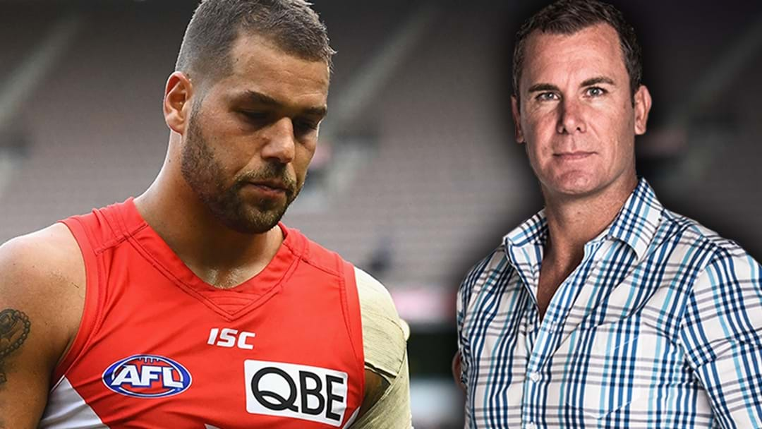 Wayne Carey Responds To Paul Roos' Big Comments On Sydney