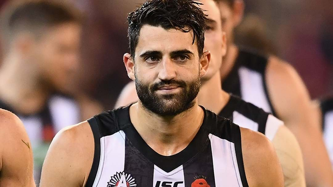 The Haunting Stat About Collingwood's Forward Line
