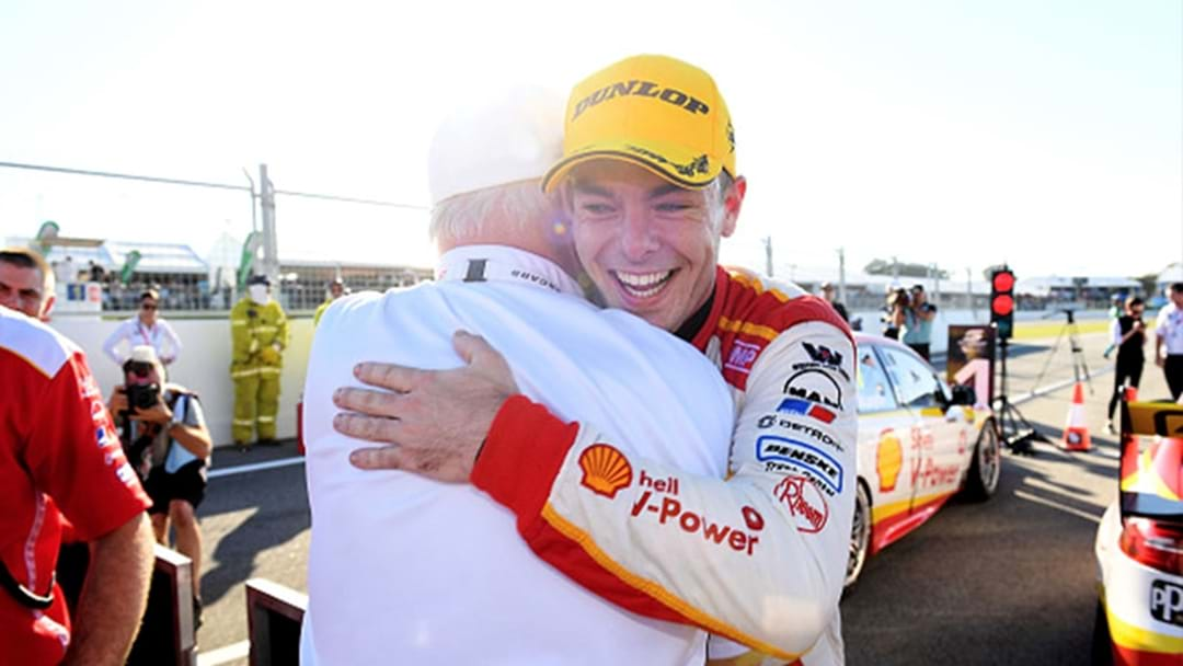 Scott McLaughlin Leads Shell Ford Domination In Race 7 At Perth