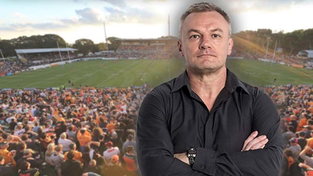 Kenty Rips In To The NRL's Handling Of The Drug Crisis