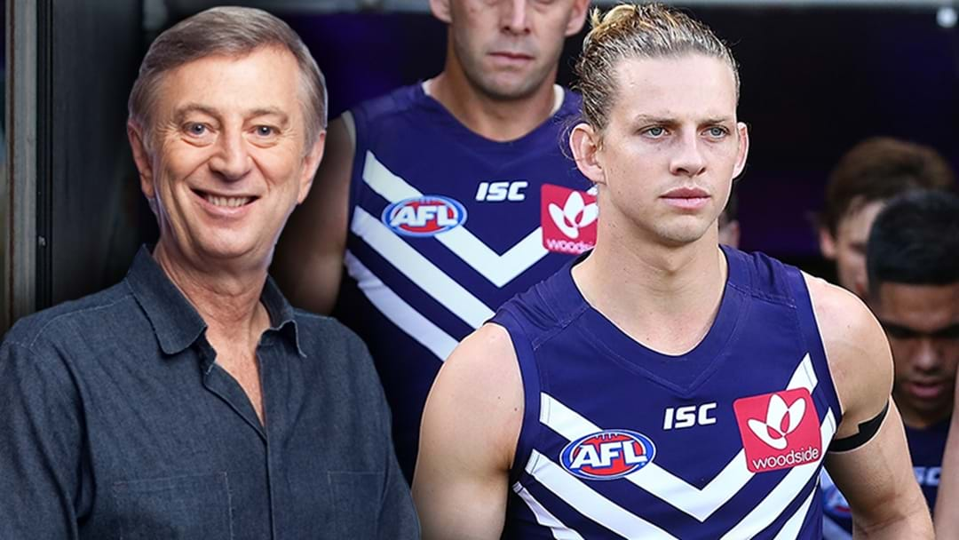 "Dennis Cometti: Nat Fyfe ""Wouldn't Be Welcome Back"""