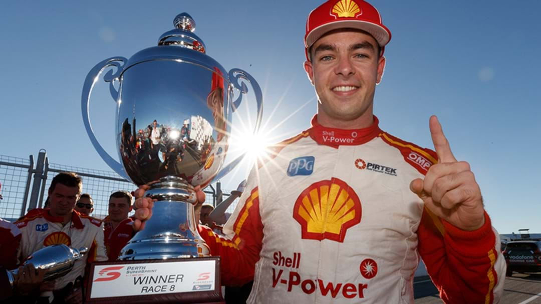 Scott McLaughlin Starts Championship Charge In Perth With Dominant Win