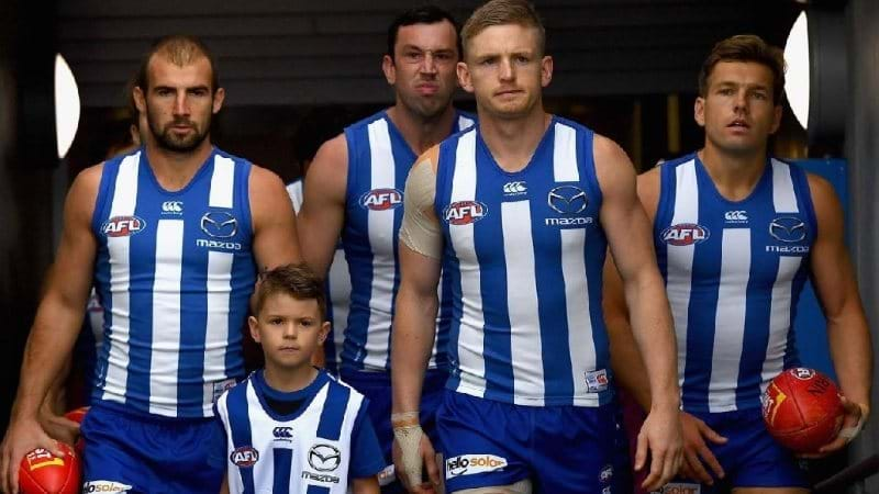 Article heading image for Tassie's Riley has the game of his young life