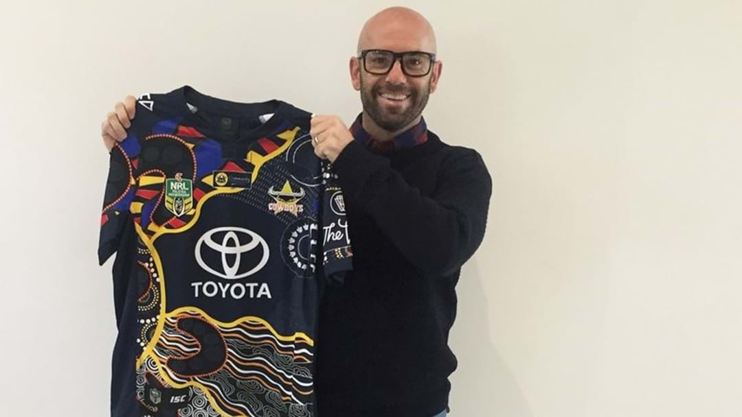 The Meaning Behind The Cowboys' Indigenous Jersey