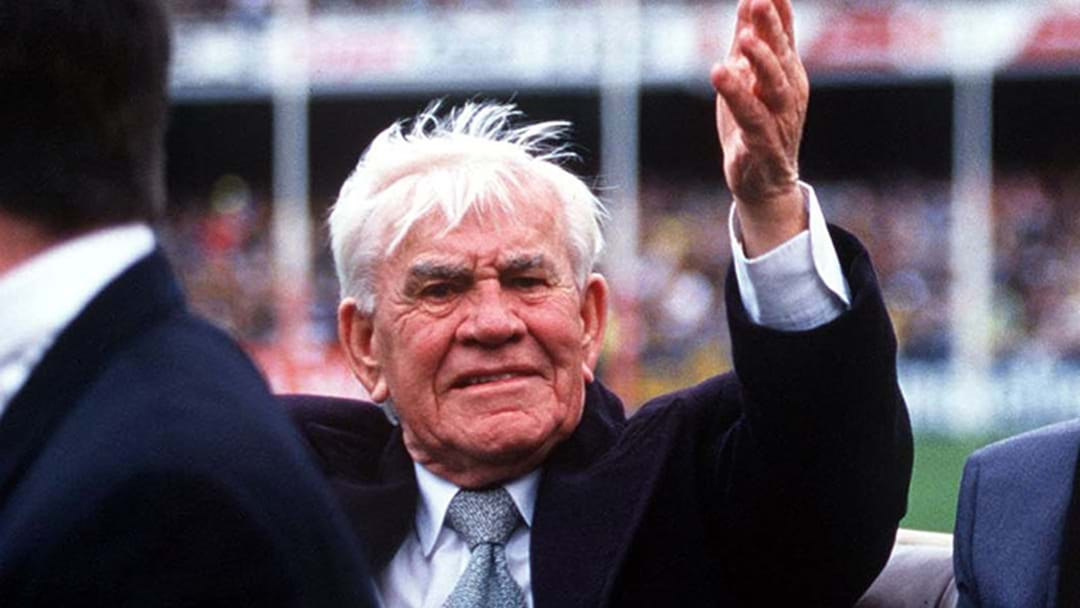 Lou Richards' Family Accept Offer Of A State Funeral
