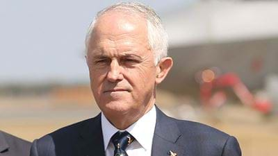 Malcolm Turnbull Doesn't Know The Words To You're The Voice